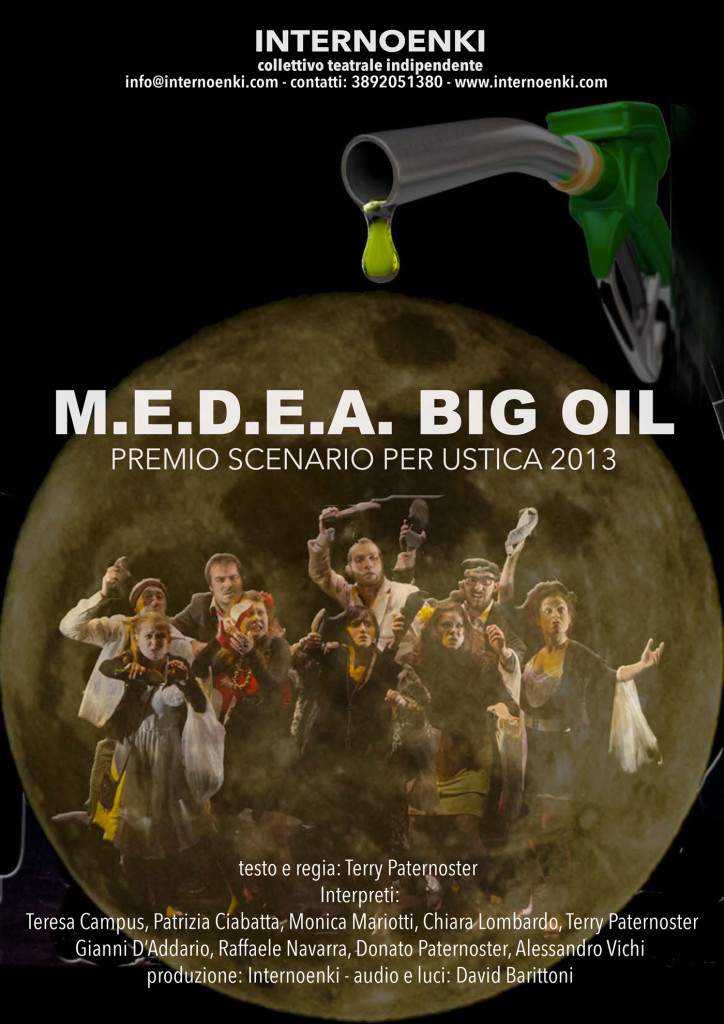 MEDEA Big Oil 2015 CALCATA
